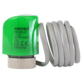 曼瑞德电热执行器SEH30(常闭)