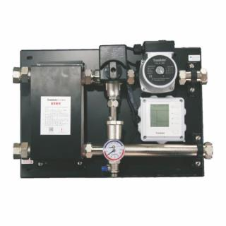 托米雷克TM109双热源板式换热中心(适配集中ManBetX体育官网+壁挂炉双热源方案)