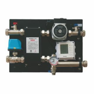 托米雷克TM107板式换热中心(集中ManBetX体育官网换热混水恒温供暖方案)
