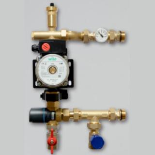 保利TM2混水系统
