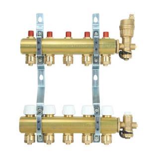 保利IV型分水器(含接头支架末端)