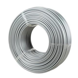 保利PERT五层阻氧管(银灰)
