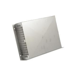 朴勒不锈钢矩形外气口125(粗网)