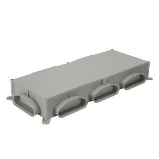朴勒盾构管分配箱5-132*52/2-163*68