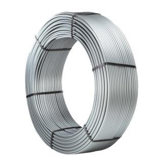 曼瑞德梅勒PEXa五层阻氧管(银灰色)