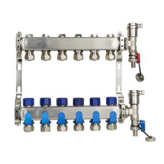 保利不锈钢II型分水器(简约款)